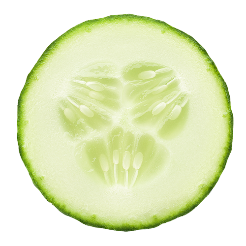 Slice of Cucumber for Hard Seltzer