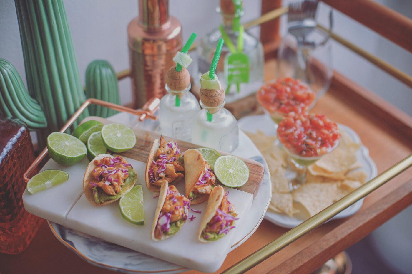 Recette Cocktail Margarita - Hard Seltzer